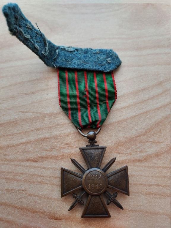 Medailles françaises.  20210344
