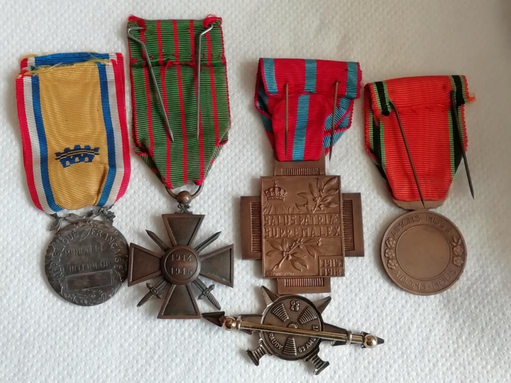 Recup lot médailles ce matin...  Img_2381