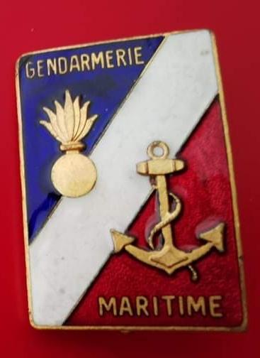 Très rare insigne Cie sédentaire (GML)... Img_2949