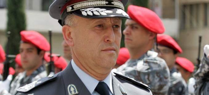 Insigne de col Gendarmerie Libanaise  Receiv12