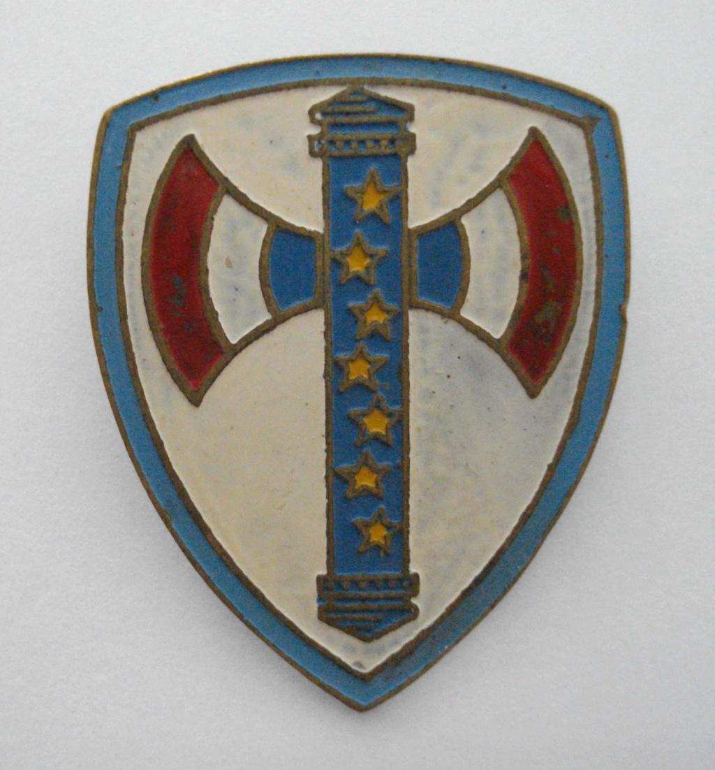 Insignes garde personnelle du chef de l'état 1942. Receiv61