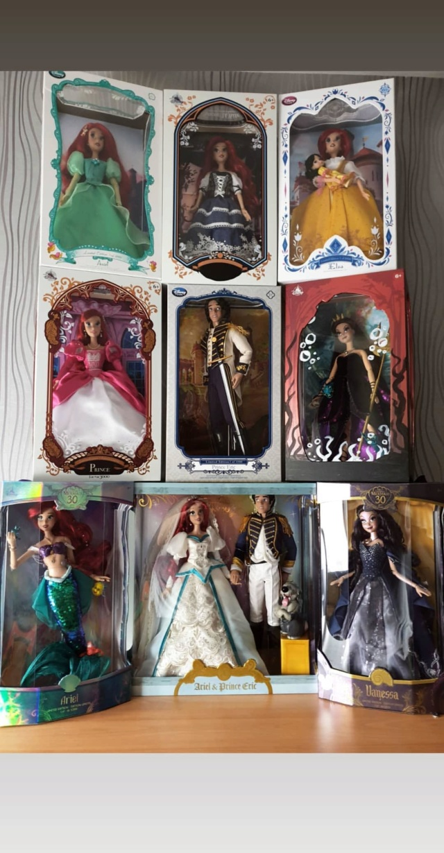 Disney Store Poupées Limited Edition 17'' (depuis 2009) - Page 37 Img_2154