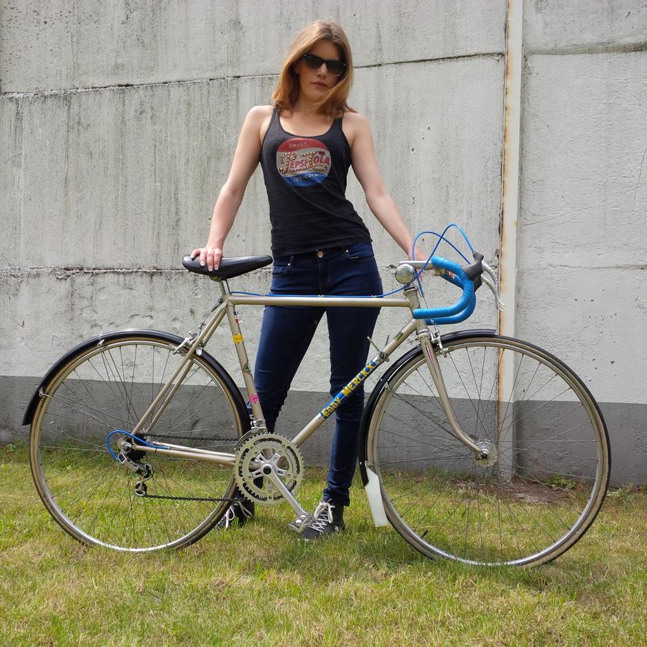 Comment identifier un modèle de vélo Eddy Merckx Eddy-m10