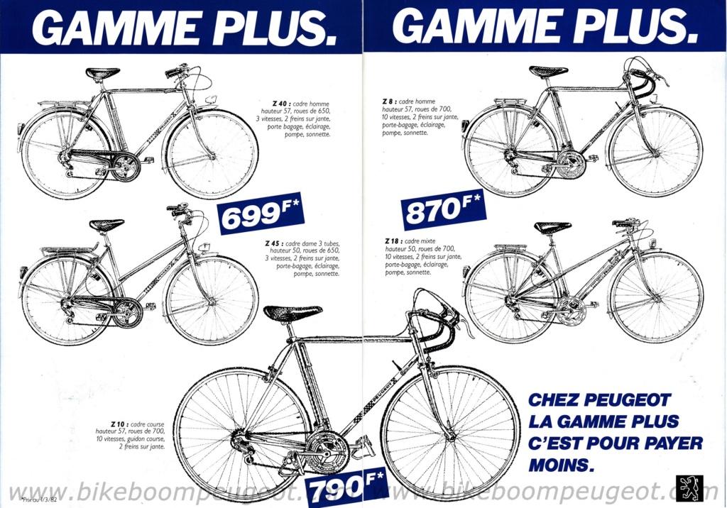 Peugeot Z10 (encore) un vélo familial.... Peugeo10
