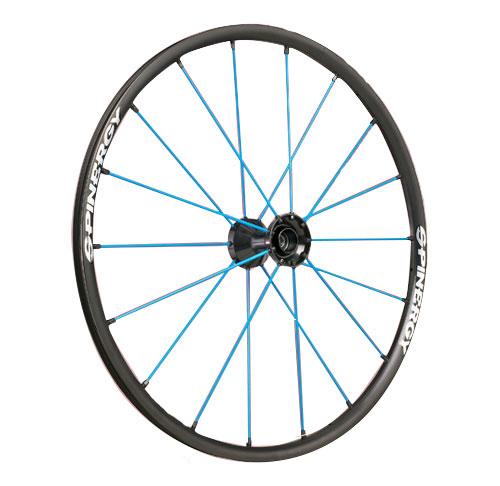 Dévoiler une roue Spinergy Spox Spox-b10