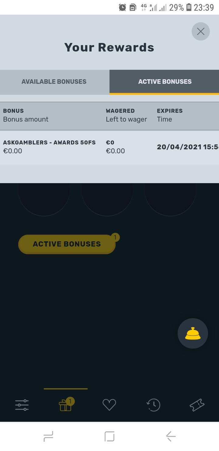 Campeonbet 5 EUR dla nowych użytkowników - Page 8 Screen25