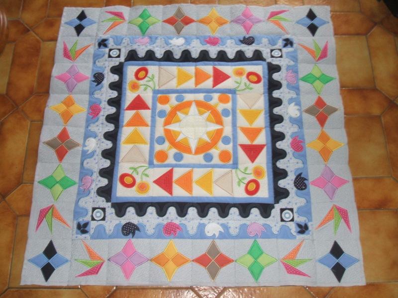 Medaillon quilt bloc 5 Dscf4515