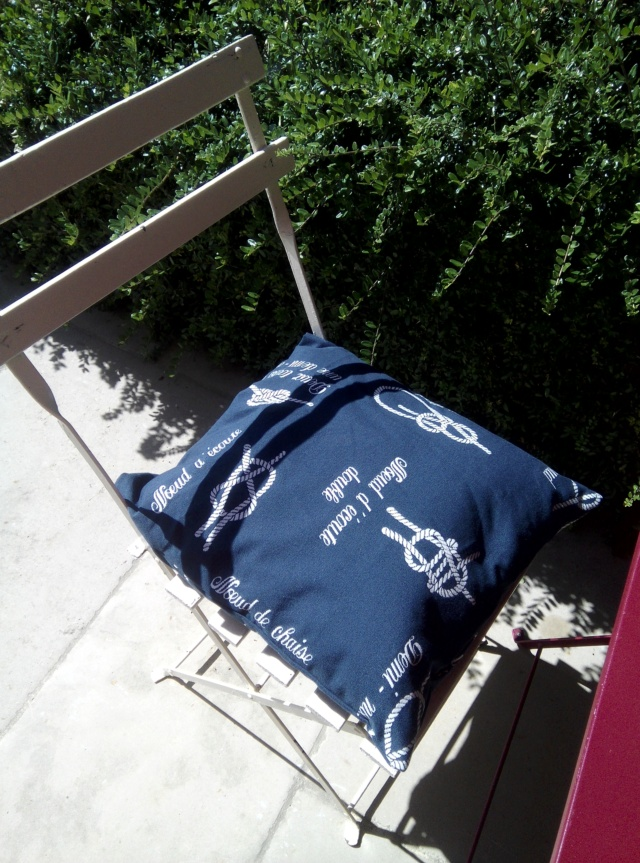 Coussin de chaise  Img_2022