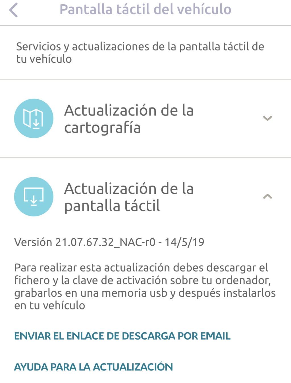 NUEVA VERSION FIRMWARE 21.08.22.32_NAC-r1  B65da810