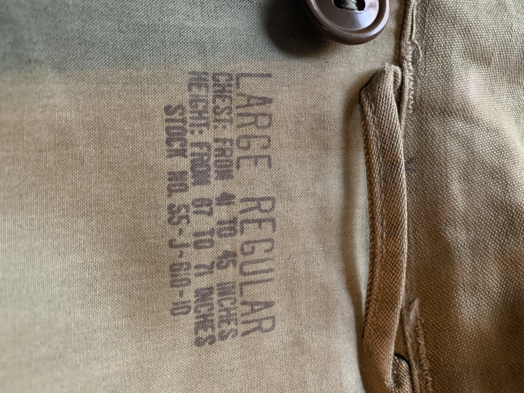Datation field jacket m51 Us 1f410e10