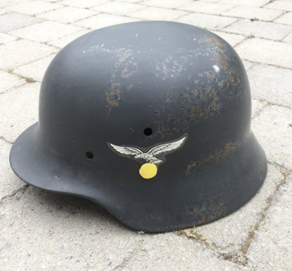 Aide identification casque allemand  39ea7010