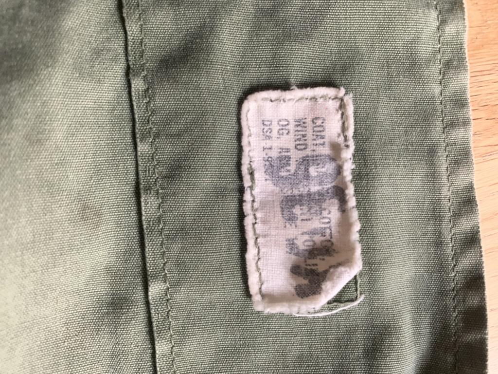 Datation field jacket m51 Us 579ecf10