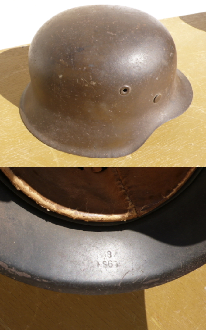 Aide identification casque allemand  8a1af210