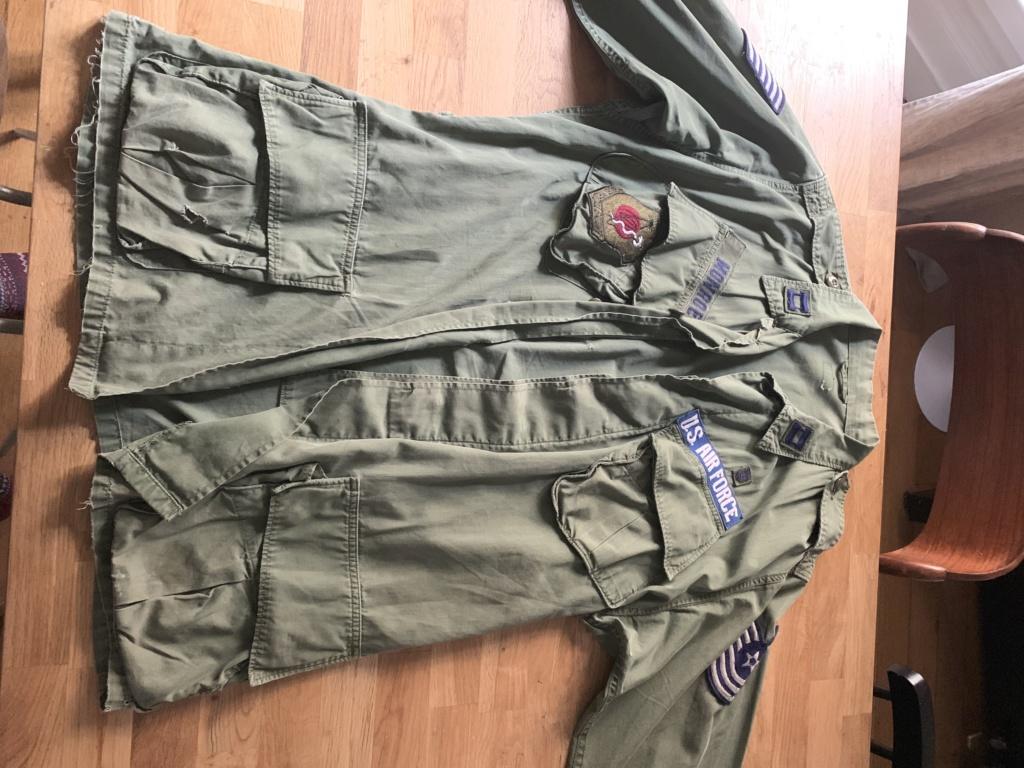 Datation field jacket m51 Us Bdb1f710