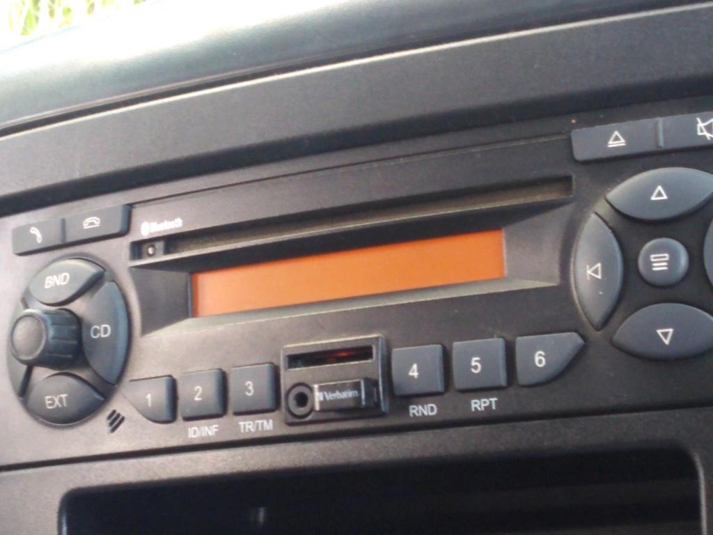 Rádio Bluetooth Sprinter 15773811
