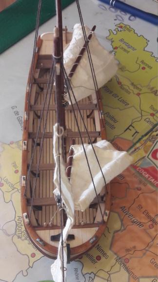 Endeavour Longboat Artesania 1-50  20200413