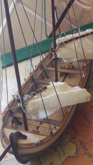 Endeavour Longboat Artesania 1-50  20200414