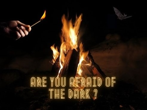 Are you afraid of the dark ? Are_yo10