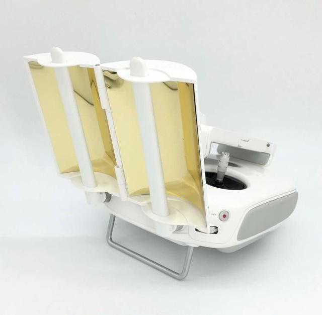 conseil:antenne DIY boite chaussure papier alu pour meilleure réception 51cxq110