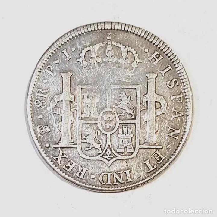 8 Reales Carlos IV 1803 Potosi PJ 21900511