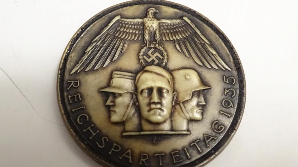 Médaille Reichsparteitag 1935 Dsc02914
