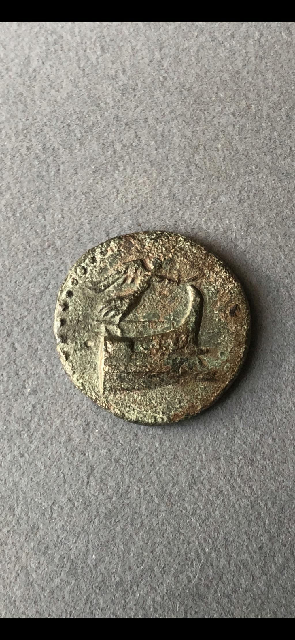 Bronce de Faselis (Lycia). D00d0b10