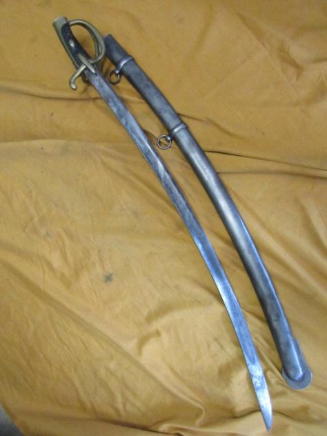 aide à l'identification du sabre de cavalerie légère 20210110