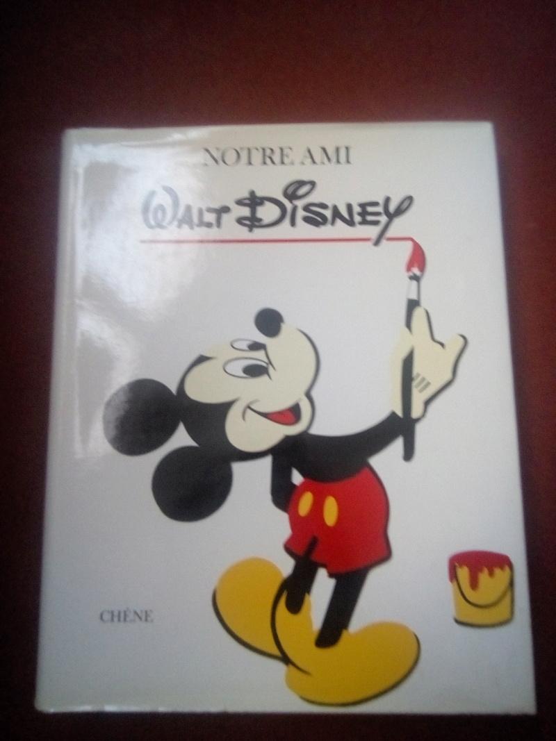 Notre ami Walt Disney de Christopher Finch  [éditions du Chêne - 1985] Livre111
