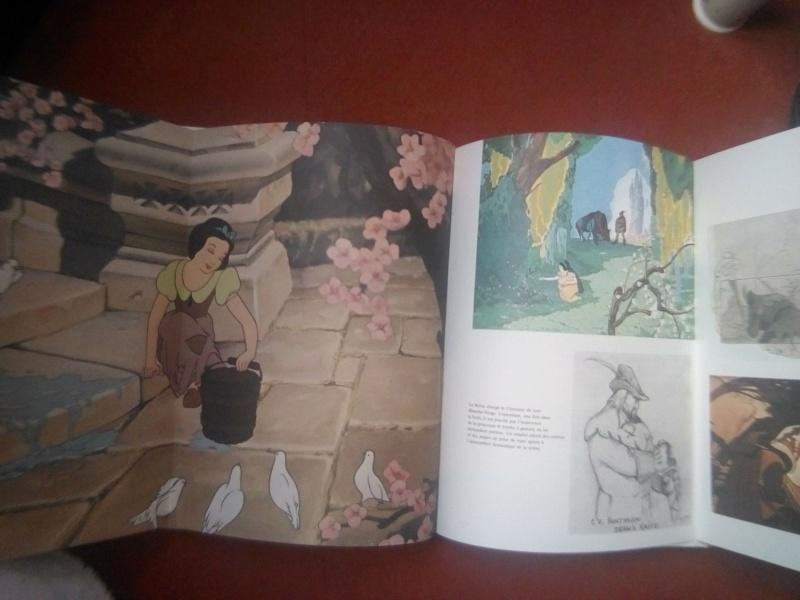 Notre ami Walt Disney de Christopher Finch  [éditions du Chêne - 1985] Livre310