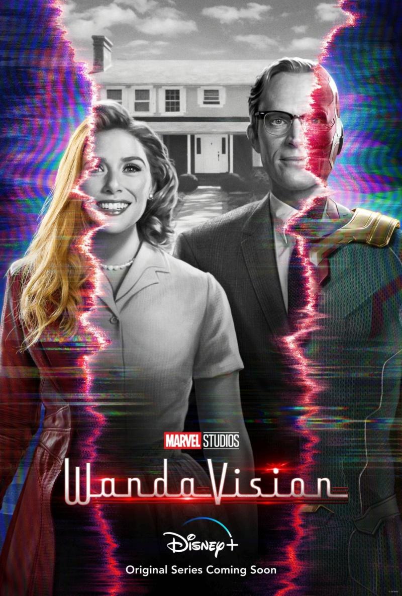 WandaVision, mini série [2021] Aventure Wandav10