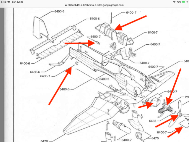 SOLVED Looking to buy 049 engine for Stuka  1319cf10