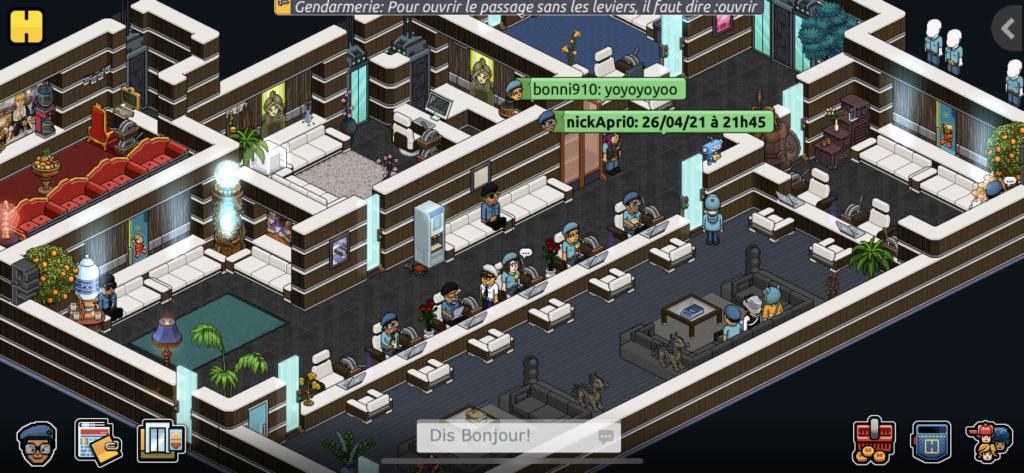 [G.N] Rapport d'activité de nickApri0 B54ac710