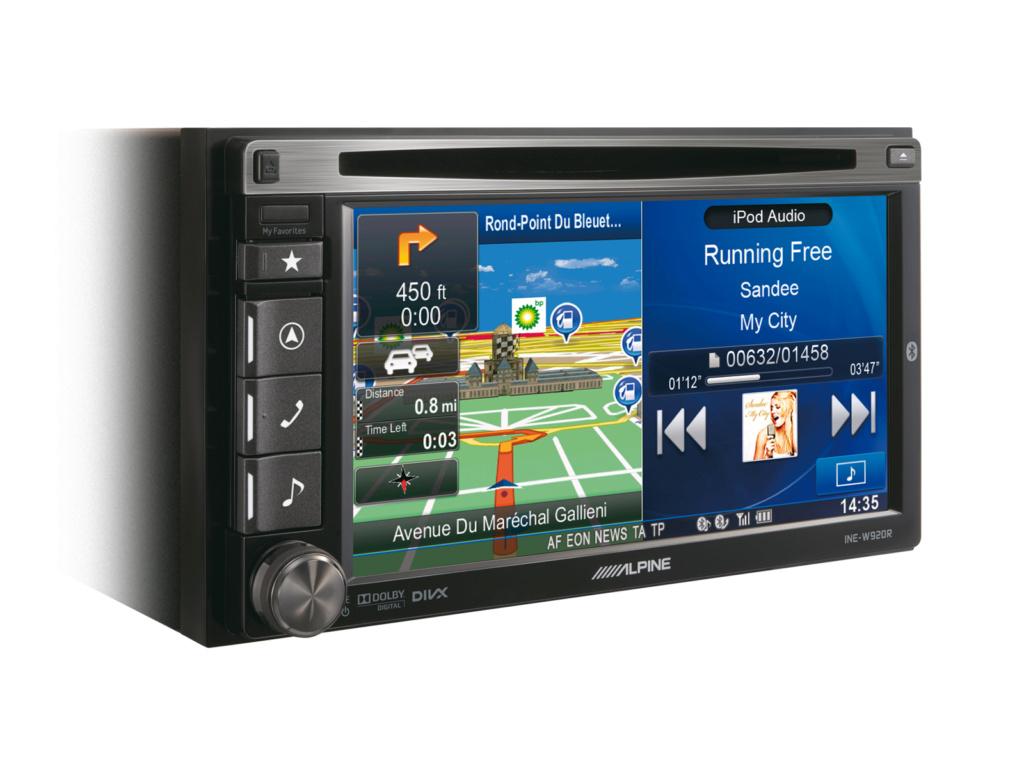[A Vendre] Autoradio Alpine GPS INE-W920R Produc10