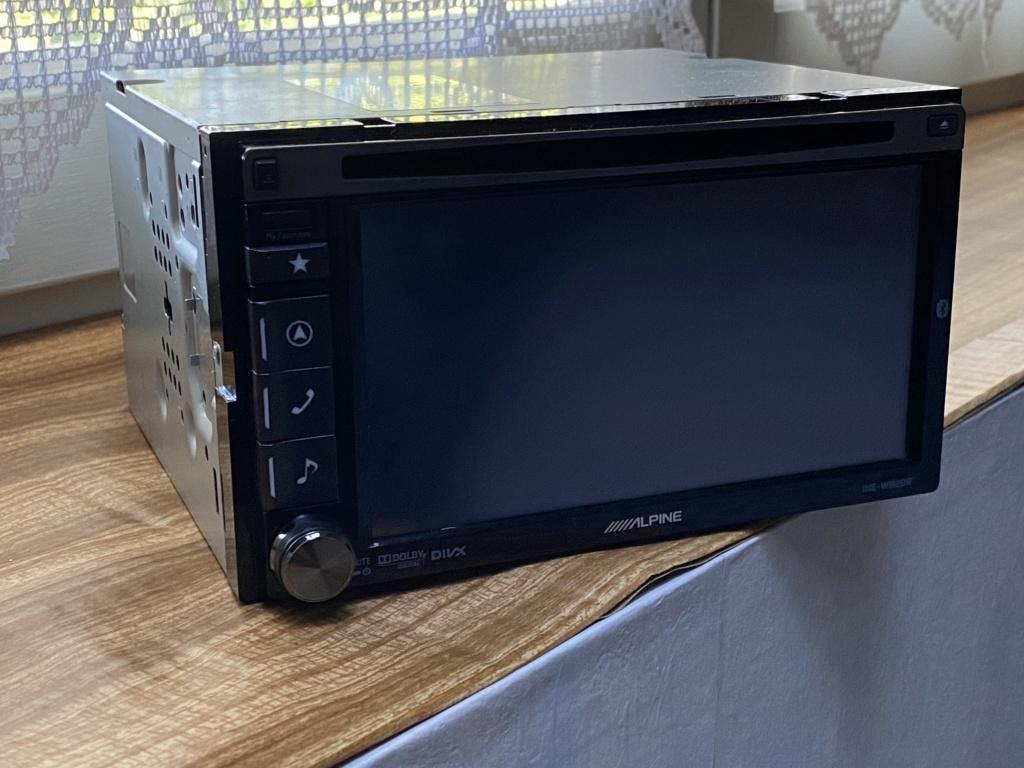 [A Vendre] Autoradio Alpine GPS INE-W920R Tof10