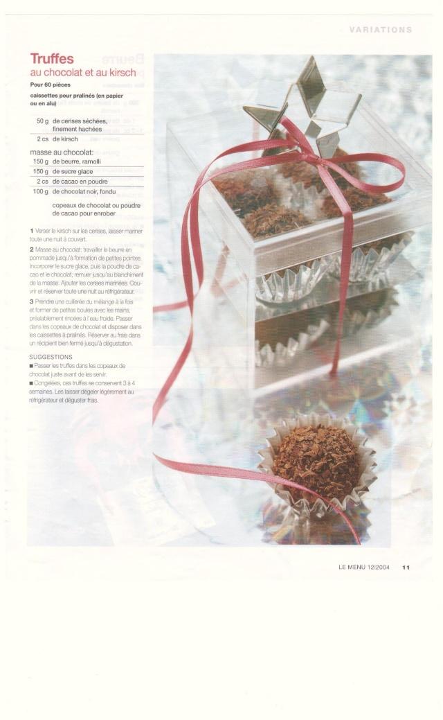 Truffes au chocolat Truffe12