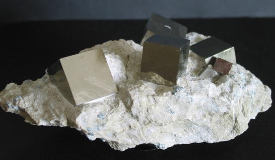 pyrite de Navajun, Espagne Pyrite10