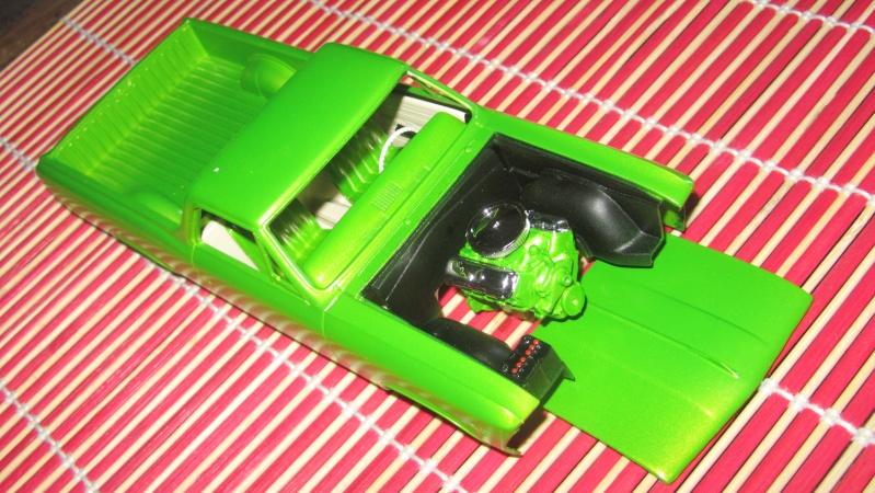 el camino green machine inside ;) Img_1234