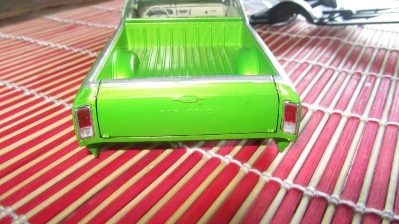 el camino green machine inside ;) Img_1334