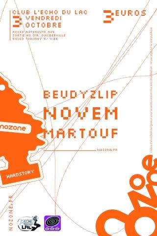 HARD STORY chapter 4 03/10/2008 Echo du Lac (50) Orange13