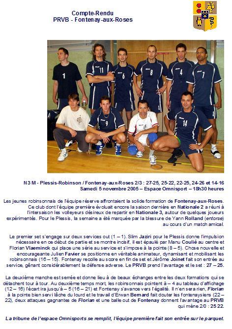 ARTICLES SUR LES JOUEURS ET CLUB DE FONTENAY Pr10