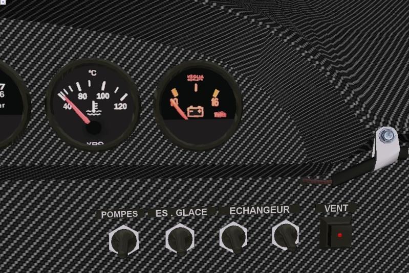 """[TERMINEE] SIMCA TURBO """"VONIC EDITION""""  reste les premiers tours de roues ! Tablea14"""