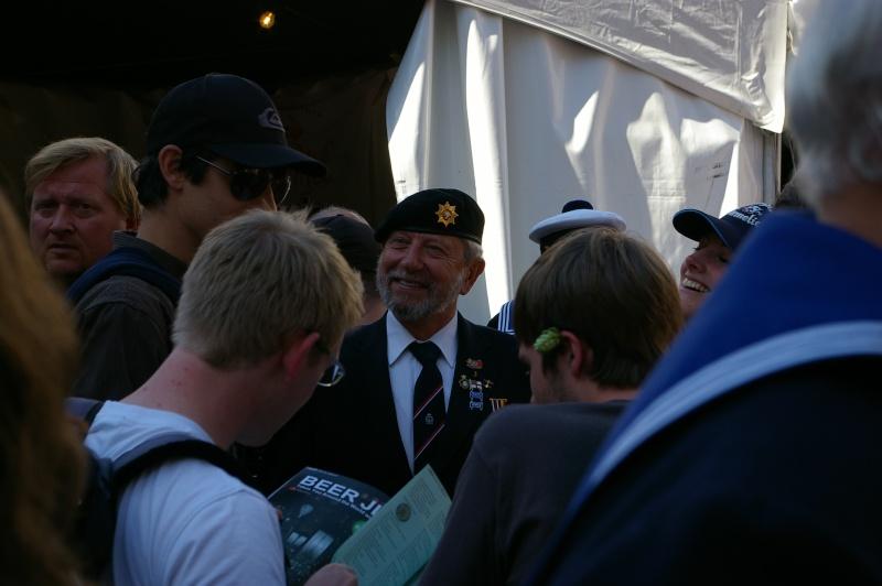 Le corps des torpilleurs et marins, lors de la Manneken-pils Sg1l2114