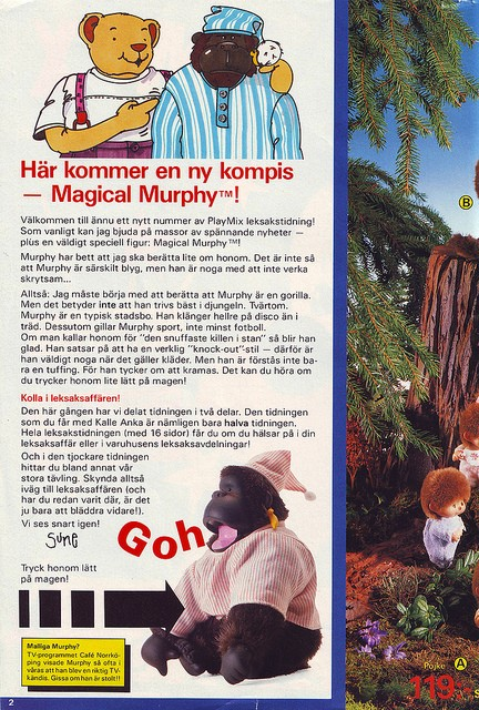 MURPHY/Magical Murphy (Ajena/Applause/Borka) 1987 - Page 3 59128110