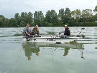 Compte rendu du concours silure du 15 septembre 2012 Conco110
