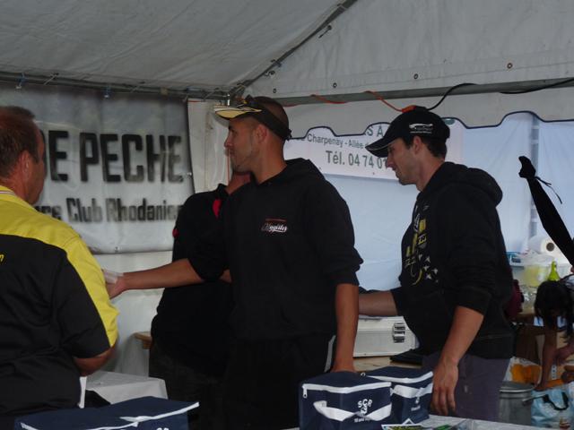 Compte rendu du concours silure du 15 septembre 2012 Conco129