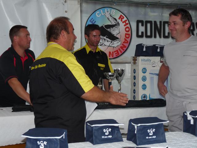 Compte rendu du concours silure du 15 septembre 2012 Conco132