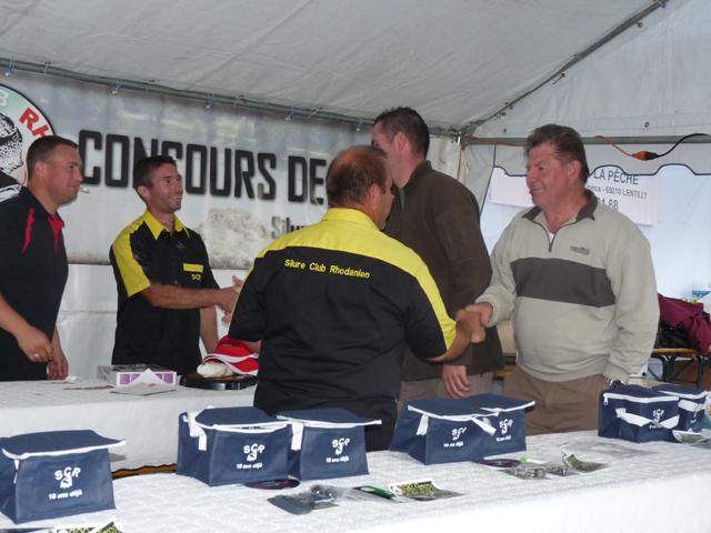 Compte rendu du concours silure du 15 septembre 2012 Conco135