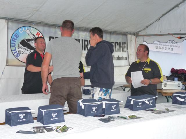 Compte rendu du concours silure du 15 septembre 2012 Conco138