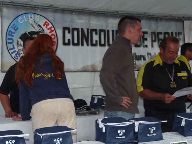 Compte rendu du concours silure du 15 septembre 2012 Conco151