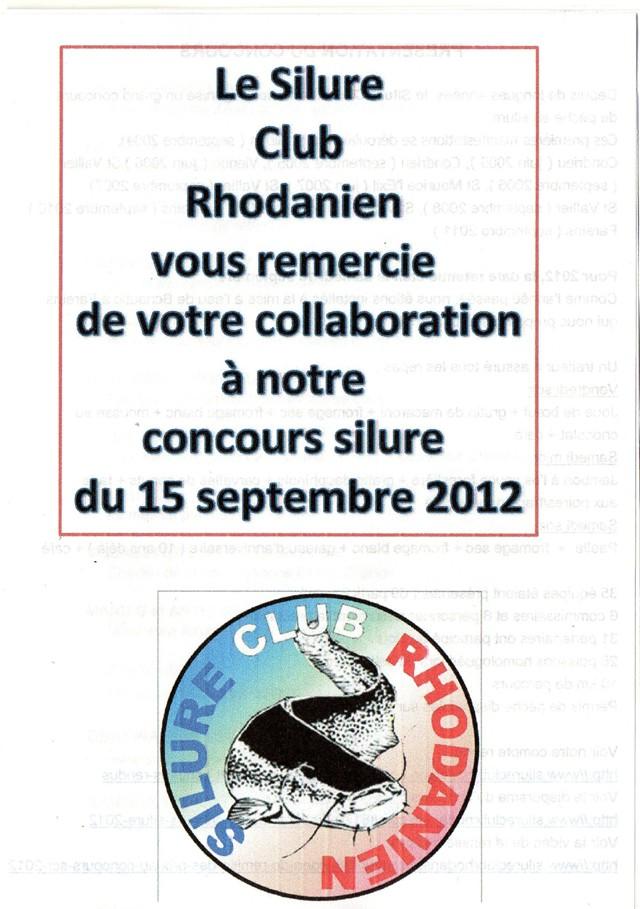 Compte rendu du concours silure du 15 septembre 2012 - Page 2 Conco185